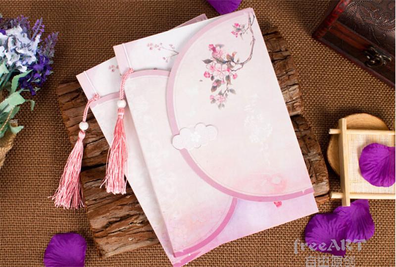 原创文具中国风笔记本1