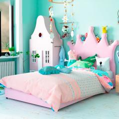 六一儿童节|创意可拆洗棉麻布艺软床