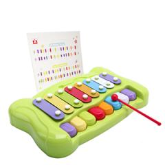 六一儿童节|宝宝八音手敲琴小木琴