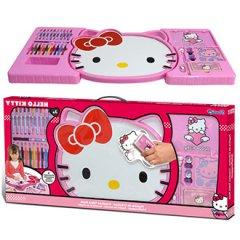 六一儿童节|hello kitty创意画板