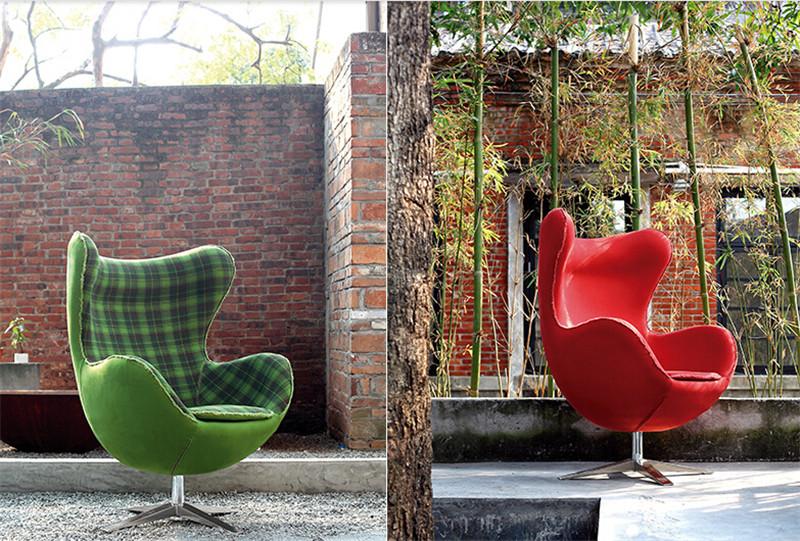 时尚创意鸡蛋椅 休闲椅4