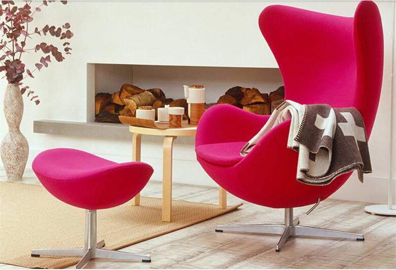 时尚创意鸡蛋椅 休闲椅2