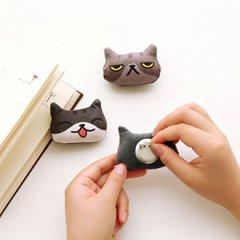 创意可爱设计猫咪胸针小挂件