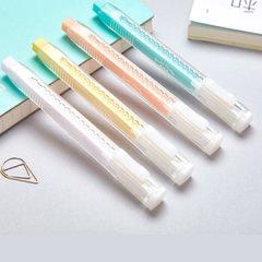 日本腾誉创意笔款柔韧多彩橡皮擦