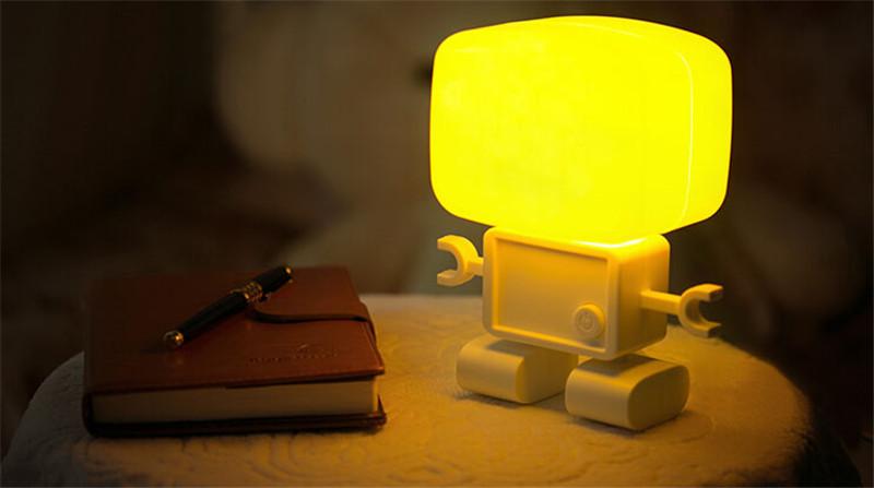 智能双感应声控小夜灯1