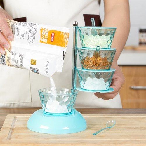 创意折叠调味瓶