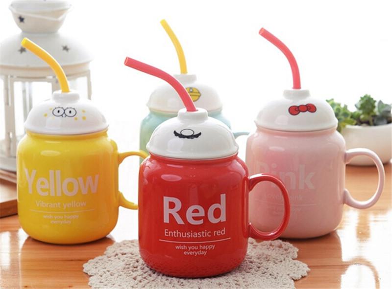 创意可爱卡通奶瓶马克杯生日礼物1