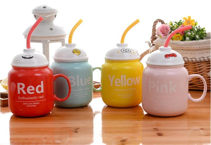 创意可爱卡通奶瓶马克杯生日礼物2
