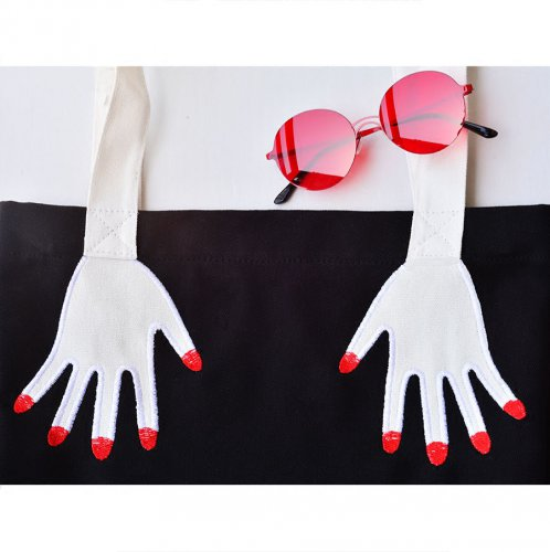 创意个性帆布包女包