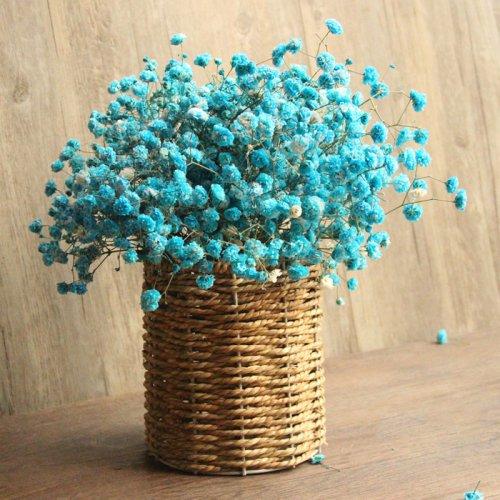 创意干花+花篮教师节礼物