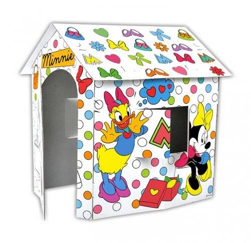 儿童新款益智涂鸦创意DIY纸玩具
