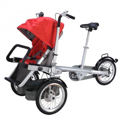 创意婴儿亲子车