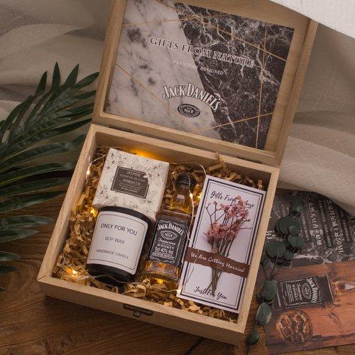 威士忌酒木盒礼盒伴手礼