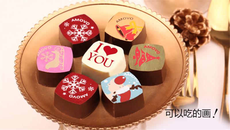 萌心棒棒糖巧克力礼盒5