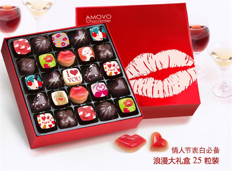 萌心棒棒糖巧克力礼盒2