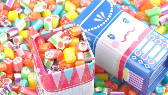 澳洲手工创意切片糖果礼盒2