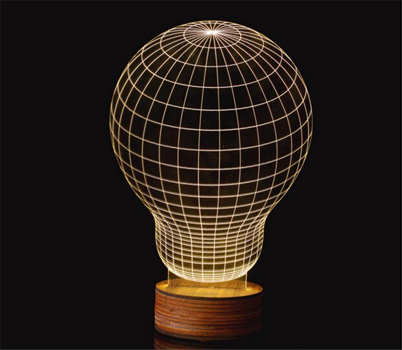 创意LED投影灯礼品4