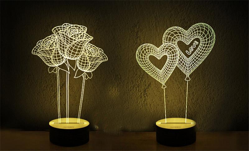 创意LED投影灯礼品3