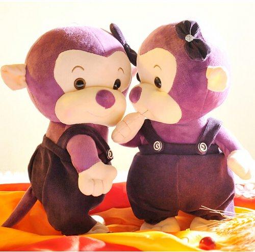 创意猴年吉祥物公仔新年年会活动礼品