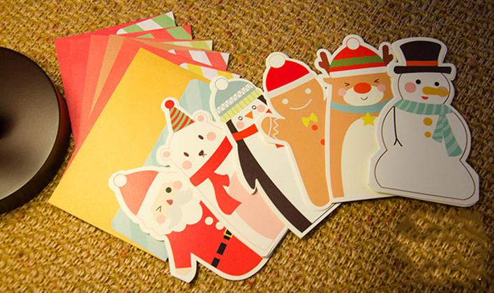 创意圣诞贺卡 1