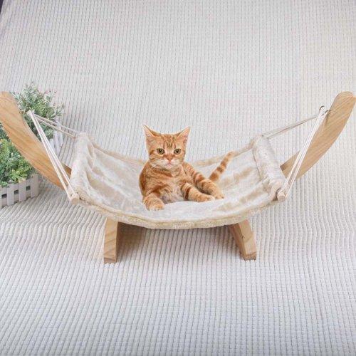 可拆洗日本猫咪吊床摇篮宠物