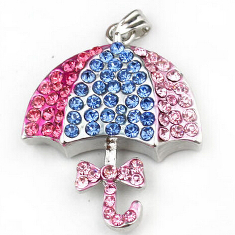 小雨伞创意U盘