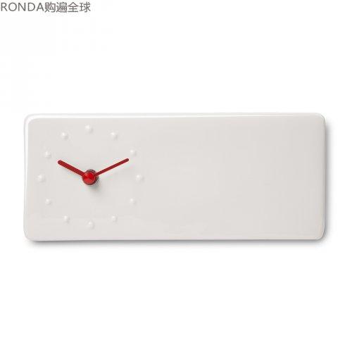 红点奖|可写字涂鸦陶瓷备忘录钟表
