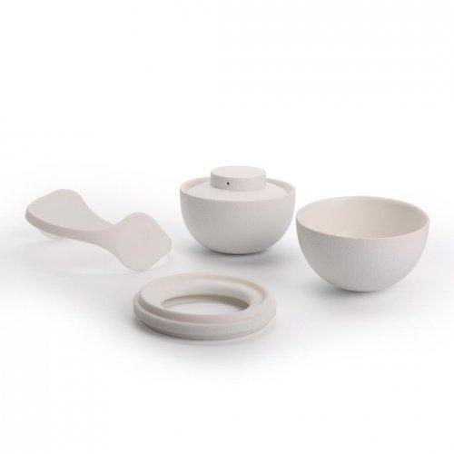 膳佳泡泡便携式茶具套装一壶一杯陶瓷