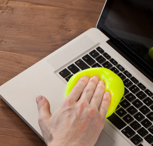 Cyber Clean笔记本机械键盘清洁泥