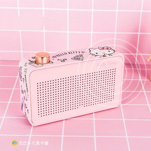 电波kitty无线蓝牙音箱迷你创意小音响低音炮