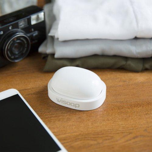 微鱼口袋式便携超声波洗衣机差旅学生懒人