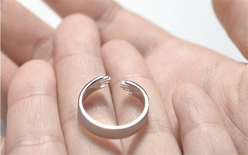 爱的拥抱情侣戒指4