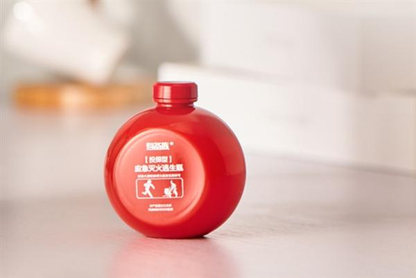 99元!小米众筹上架应急灭火逃生瓶:可应对多类火灾