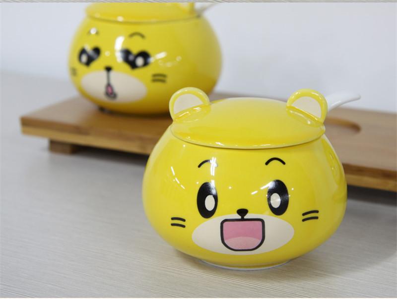 厨房用品陶瓷调料罐2