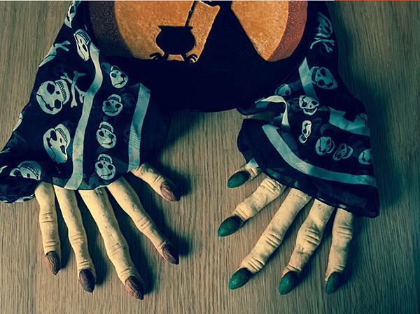 女巫手指饼干5