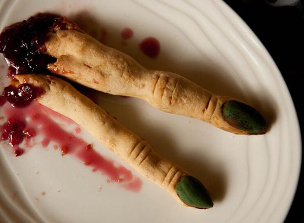 女巫手指饼干2