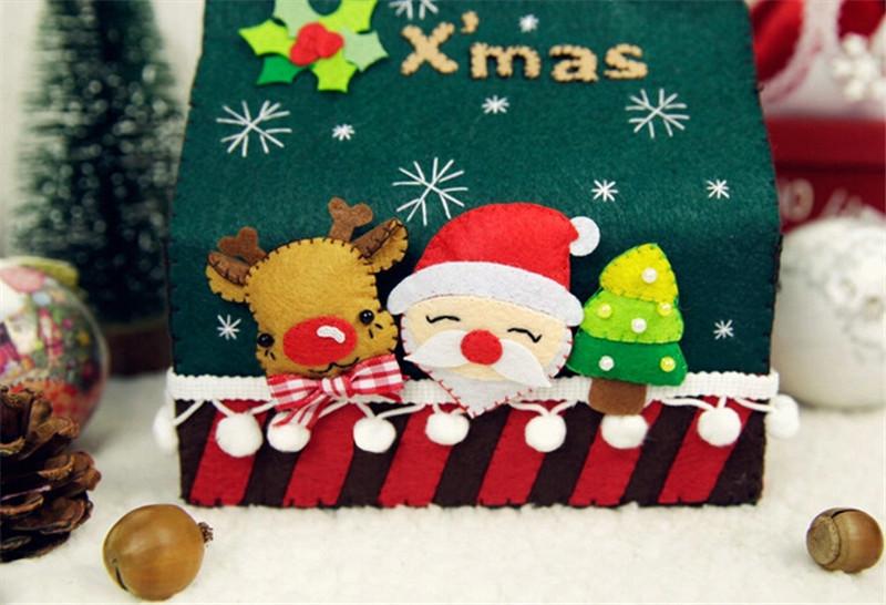 飘雪季节纸抽盒3