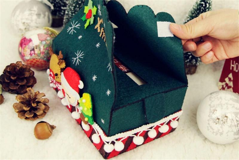 飘雪季节纸抽盒4