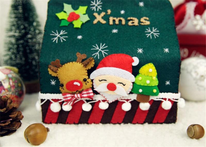 飘雪季节纸抽盒2