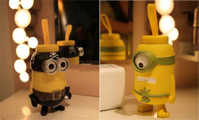 小黄人3D立体保温杯10