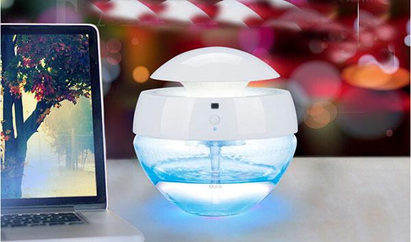 空气水净器音响灯1
