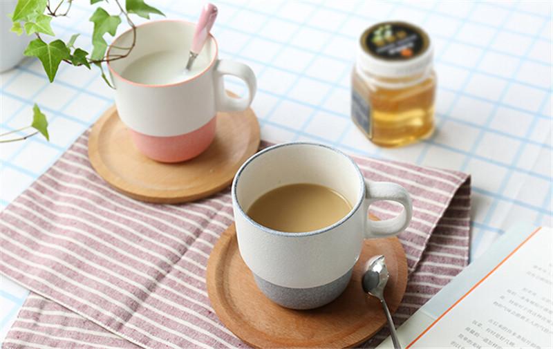 陶瓷水杯奶杯咖啡杯子2