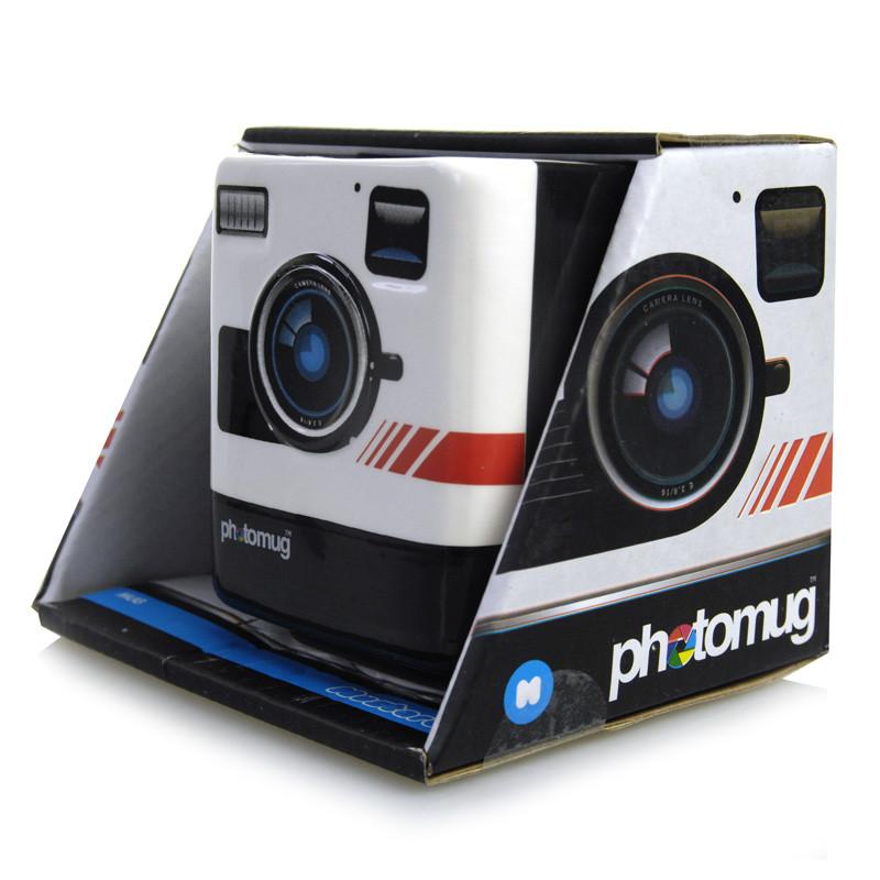 宝丽来相机造型马克杯1