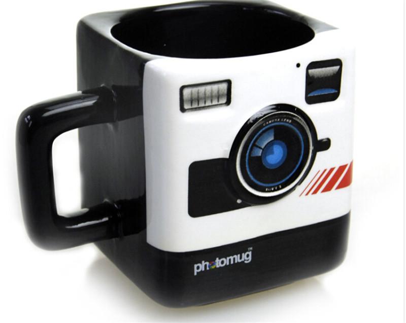 宝丽来相机造型马克杯4