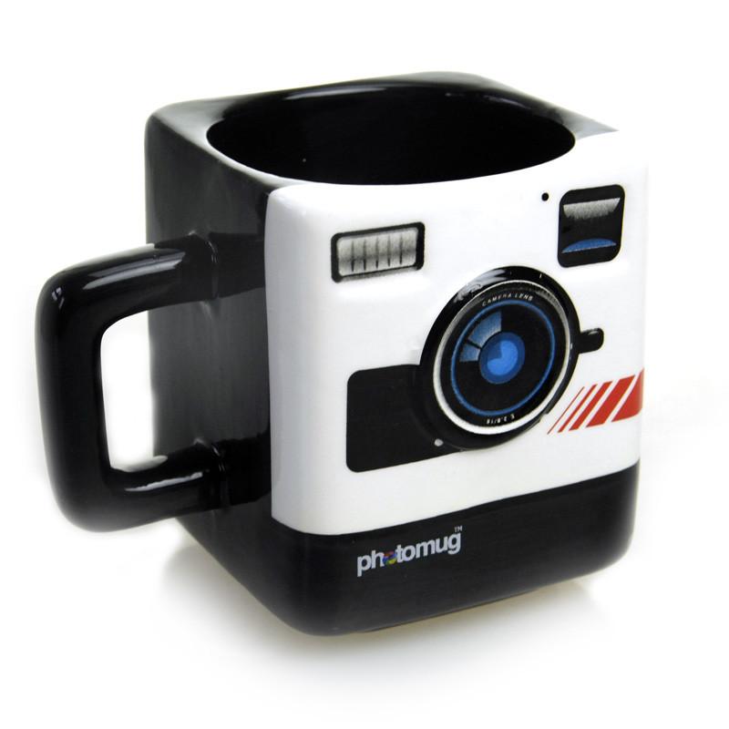 宝丽来相机造型马克杯2