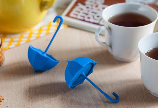 超可爱雨伞茶漏 2