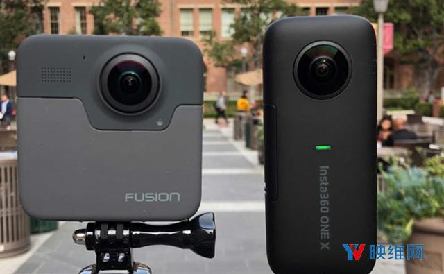 新手拍摄fusion相机 全景360设备