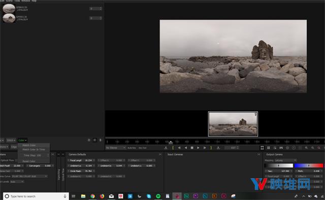 新手拍摄fusion相机三脚架全景360设备编辑软件2